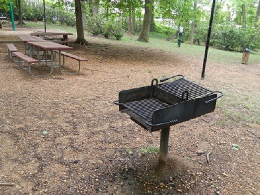 Picnic & Grilling Area