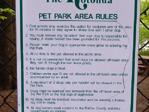 Pet-Friendly Areas