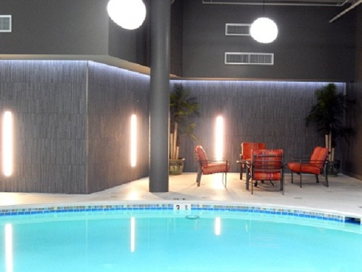 Indoor Pool & Saunas